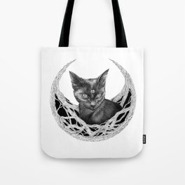 The Omniscient One Tote Bag