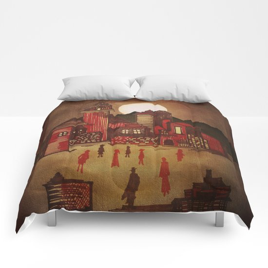 The Village Comforters