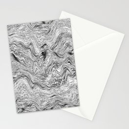 MELTED MARBLE  Stationery Cards