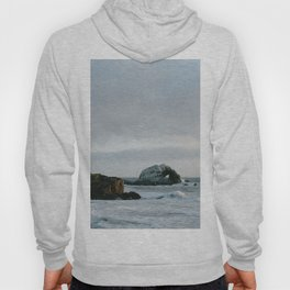 Pastel Sunset at Sutro Baths Hoody