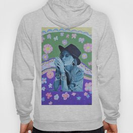 Boho Girl 1 Summer Hoody