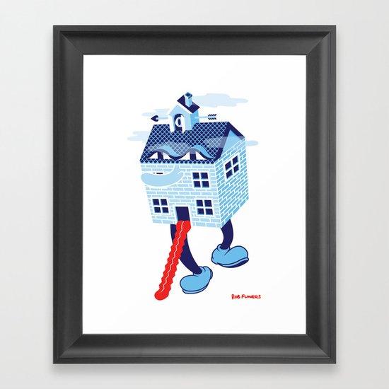 Treasure House Framed Art Print