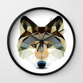 The Wolf of... Wall Clock