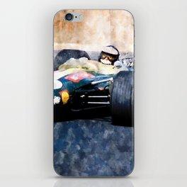 Jim Clark, Lotus iPhone Skin