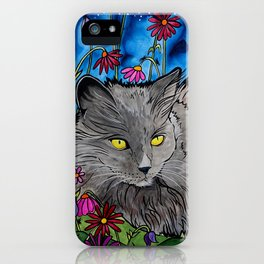 India the Pretty Kitty iPhone Case