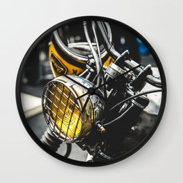 Scrambler Wall Clock