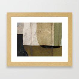Natural Abstract Framed Art Print