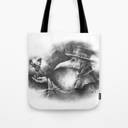 The Resilience of Life Tote Bag