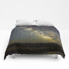 Magnificent Milky Way Comforters