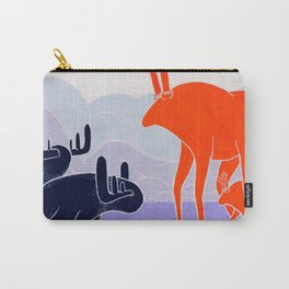 Beneath Carry-All Pouch