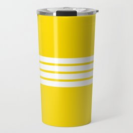 Shigenobu - Classic Retro Stripes Travel Mug