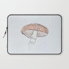 Amanita Mushroom Laptop Sleeve