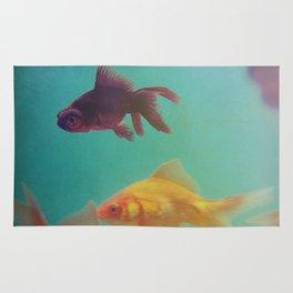 Three Fish More fish Rug