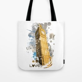 Big Ben 02 Tote Bag