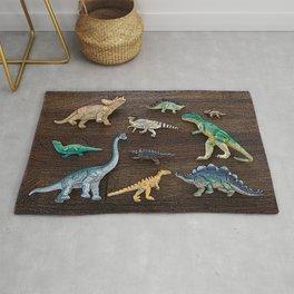 Dinosaur Toys Rug