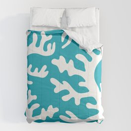 BLUE CORAL 3 Comforters