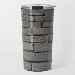 St. Augustine Ballast Road Travel Mug