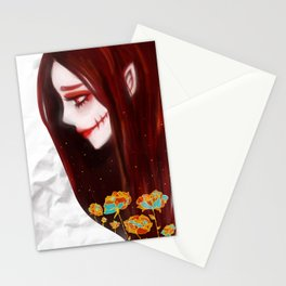 OVERLY ATTACHED GIRLFRIEND Stationery Cards
