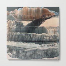 Ventura - Conifer Metal Print
