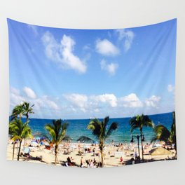 FT, Lauderdale Wall Tapestry