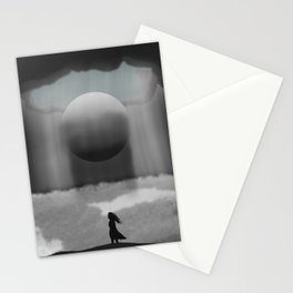 Mystery's Ahead Stationery Cards