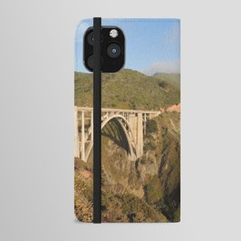 Bixby Creek Bridge iPhone Wallet Case