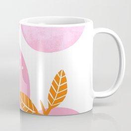 Pink oranges Coffee Mug