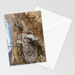 Falls in Glencoe Stationery Cards