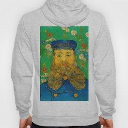 Vincent van Gogh - Portrait of the Postman Joseph Roulin (1888) Hoody