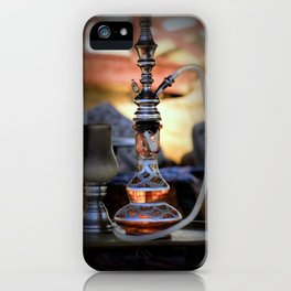 Bedouin Sunset iPhone Case