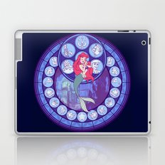 Arial Laptop & iPad Skin