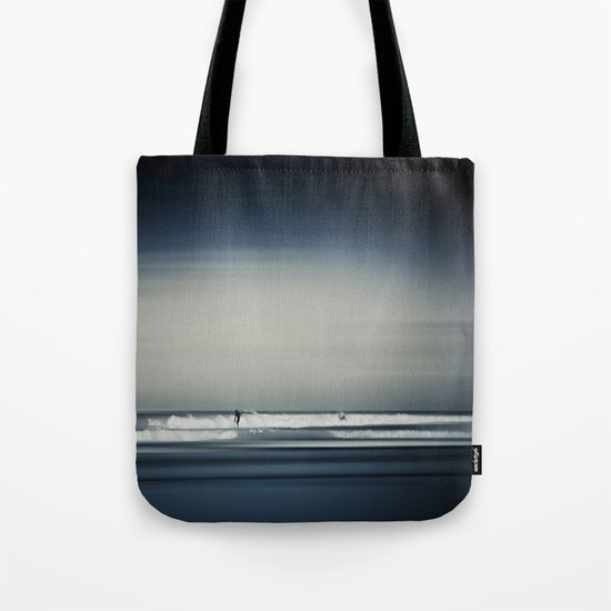Sea and Surfer 16 Tote Bag