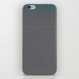 Haze Polder iPhone Skin