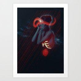 Suspiria Art Print