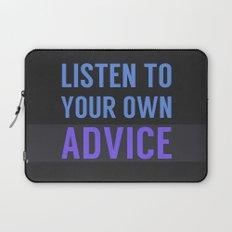 Listen Up Laptop Sleeve