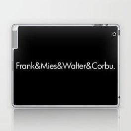 Fabulous Four Laptop & iPad Skin