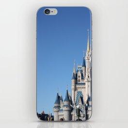 Cinderella's Castle iPhone Skin