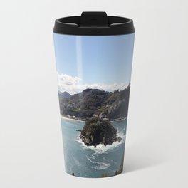 La Concha Bay. Donostia-San Sebastián. Travel Mug