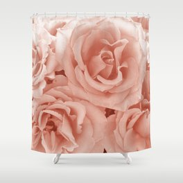 Bunches Shower Curtain