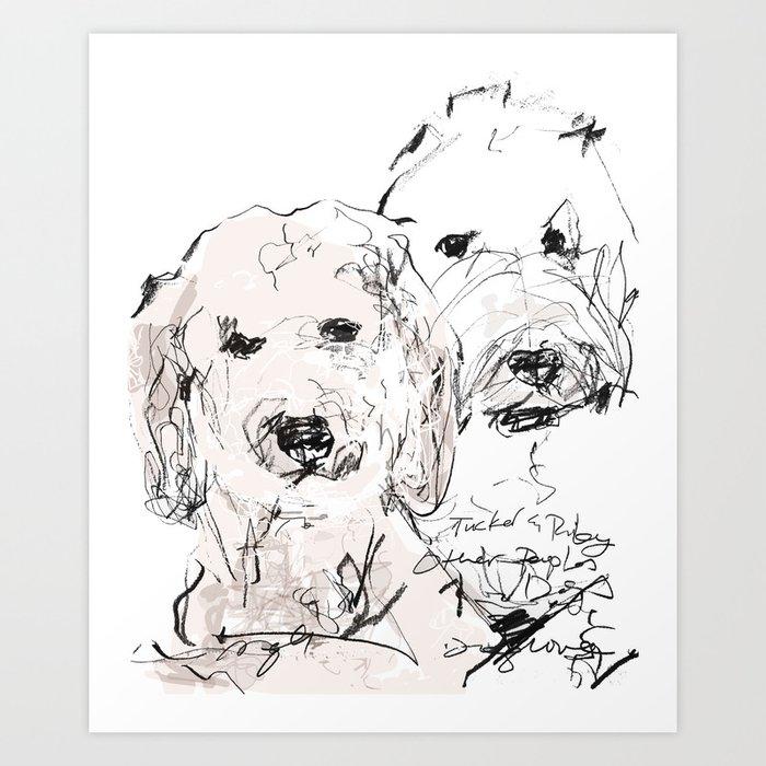 OPD Tucker and Riley Kunstdrucke