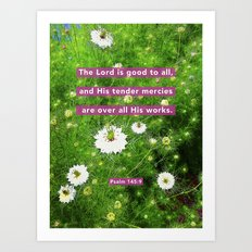 Tender Mercies Art Print