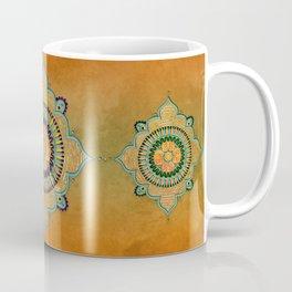 Mandala Ornament Coffee Mug