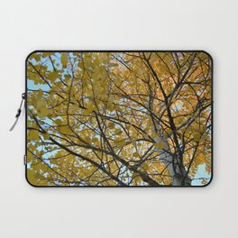 Last Leaves Laptop Sleeve