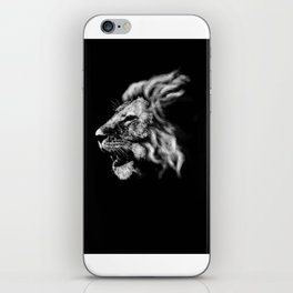 THE KING iPhone Skin