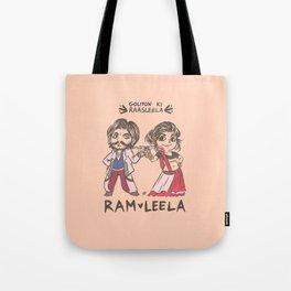 Ram-Leela Tote Bag