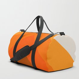 Golden Thick Angle Duffle Bag
