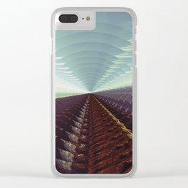 Elusive Clear iPhone Case