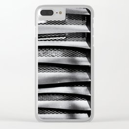 Angle of Venting I Clear iPhone Case