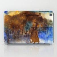 twilight iPad Cases featuring Twilight by Iris V.