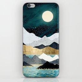 Ocean Stars iPhone Skin